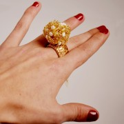 Salomé Osorio | Rings Boulle Ring