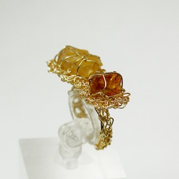 Salomé Osorio | Rings Citrine Ring
