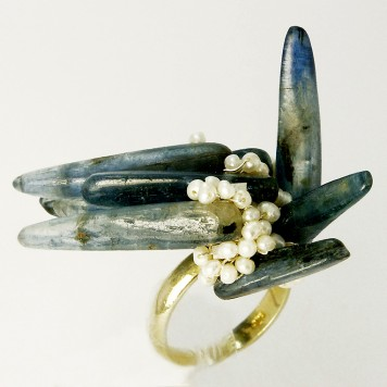 Salomé Osorio | Rings Kyanite Ring