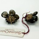 Salomé Osorio | Earrings Smoked Quartz Earrings [2]
