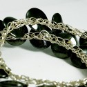 Salomé Osorio | Necklaces Hematite Lace [3]