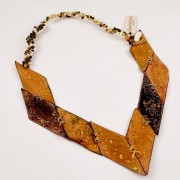 Salomé Osorio | Necklaces Rhombuses necklace