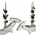 Salomé Osorio | Earrings Hammerhead Shark Earrings [1]